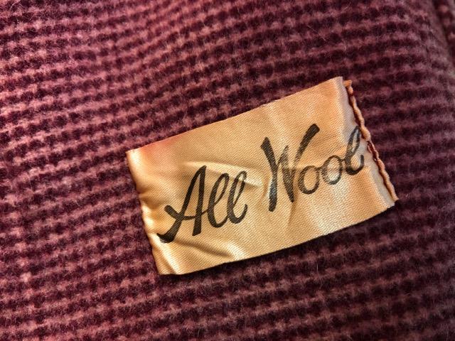 11月13日(水)マグネッツ大阪店ヴィンテージ入荷!!#3 Coat & Robe編! HarrisTweed & PENNY\'S, HART SCHAFFNER&MARX!!_c0078587_13592248.jpg
