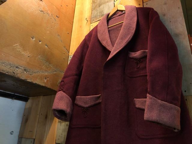11月13日(水)マグネッツ大阪店ヴィンテージ入荷!!#3 Coat & Robe編! HarrisTweed & PENNY\'S, HART SCHAFFNER&MARX!!_c0078587_13593591.jpg