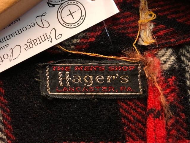 11月13日(水)マグネッツ大阪店ヴィンテージ入荷!!#3 Coat & Robe編! HarrisTweed & PENNY\'S, HART SCHAFFNER&MARX!!_c0078587_1415572.jpg