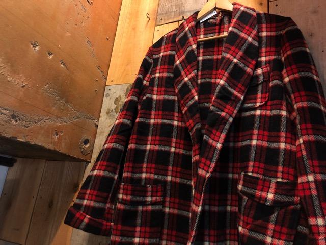 11月13日(水)マグネッツ大阪店ヴィンテージ入荷!!#3 Coat & Robe編! HarrisTweed & PENNY\'S, HART SCHAFFNER&MARX!!_c0078587_1424995.jpg