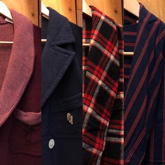 11月13日(水)マグネッツ大阪店ヴィンテージ入荷!!#3 Coat & Robe編! HarrisTweed & PENNY\'S, HART SCHAFFNER&MARX!!_c0078587_15173820.jpg