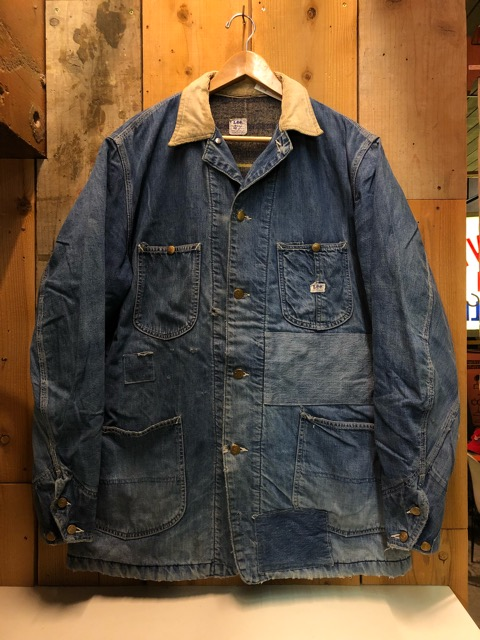 "11月13日(水)マグネッツ大阪店ヴィンテージ入荷!!#5 Work編!  NOS ""HERCULES\"" BlackChambray & Lee, Levi\'s, Wrangler!!_c0078587_15581392.jpg"
