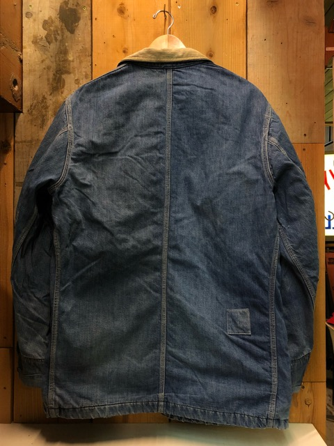 "11月13日(水)マグネッツ大阪店ヴィンテージ入荷!!#5 Work編!  NOS ""HERCULES\"" BlackChambray & Lee, Levi\'s, Wrangler!!_c0078587_15582642.jpg"
