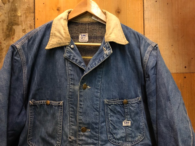"11月13日(水)マグネッツ大阪店ヴィンテージ入荷!!#5 Work編!  NOS ""HERCULES\"" BlackChambray & Lee, Levi\'s, Wrangler!!_c0078587_1558521.jpg"