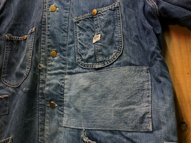 "11月13日(水)マグネッツ大阪店ヴィンテージ入荷!!#5 Work編!  NOS ""HERCULES\"" BlackChambray & Lee, Levi\'s, Wrangler!!_c0078587_15595563.jpg"