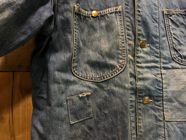 "11月13日(水)マグネッツ大阪店ヴィンテージ入荷!!#5 Work編!  NOS ""HERCULES\"" BlackChambray & Lee, Levi\'s, Wrangler!!_c0078587_160243.jpg"
