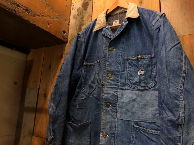 "11月13日(水)マグネッツ大阪店ヴィンテージ入荷!!#5 Work編!  NOS ""HERCULES\"" BlackChambray & Lee, Levi\'s, Wrangler!!_c0078587_16122.jpg"