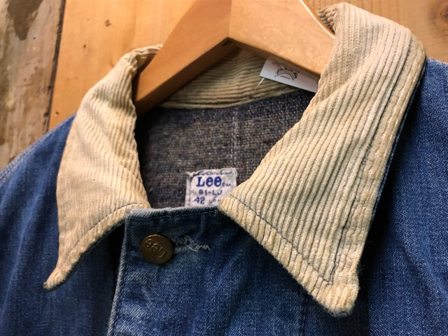 "11月13日(水)マグネッツ大阪店ヴィンテージ入荷!!#5 Work編!  NOS ""HERCULES\"" BlackChambray & Lee, Levi\'s, Wrangler!!_c0078587_1615669.jpg"