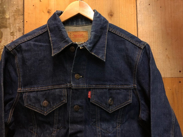 "11月13日(水)マグネッツ大阪店ヴィンテージ入荷!!#5 Work編!  NOS ""HERCULES\"" BlackChambray & Lee, Levi\'s, Wrangler!!_c0078587_16175447.jpg"