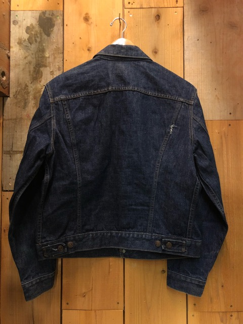 "11月13日(水)マグネッツ大阪店ヴィンテージ入荷!!#5 Work編!  NOS ""HERCULES\"" BlackChambray & Lee, Levi\'s, Wrangler!!_c0078587_1620296.jpg"