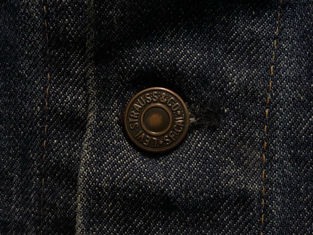 "11月13日(水)マグネッツ大阪店ヴィンテージ入荷!!#5 Work編!  NOS ""HERCULES\"" BlackChambray & Lee, Levi\'s, Wrangler!!_c0078587_16204184.jpg"