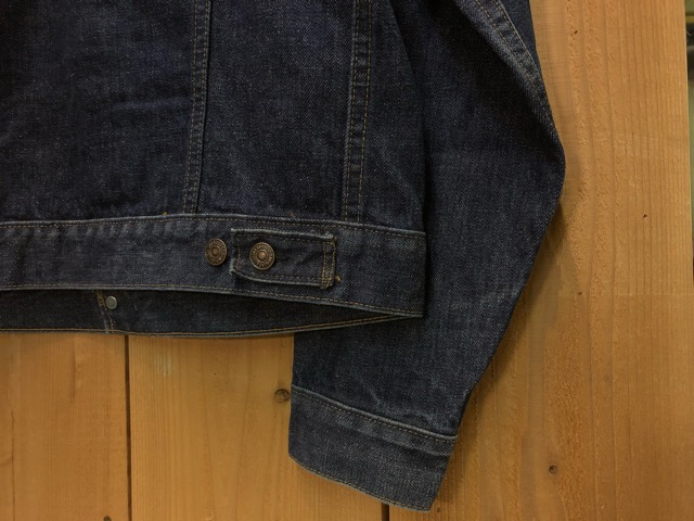 "11月13日(水)マグネッツ大阪店ヴィンテージ入荷!!#5 Work編!  NOS ""HERCULES\"" BlackChambray & Lee, Levi\'s, Wrangler!!_c0078587_16213150.jpg"