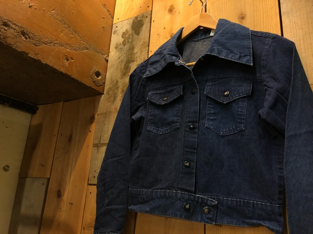 "11月13日(水)マグネッツ大阪店ヴィンテージ入荷!!#5 Work編!  NOS ""HERCULES\"" BlackChambray & Lee, Levi\'s, Wrangler!!_c0078587_16242878.jpg"