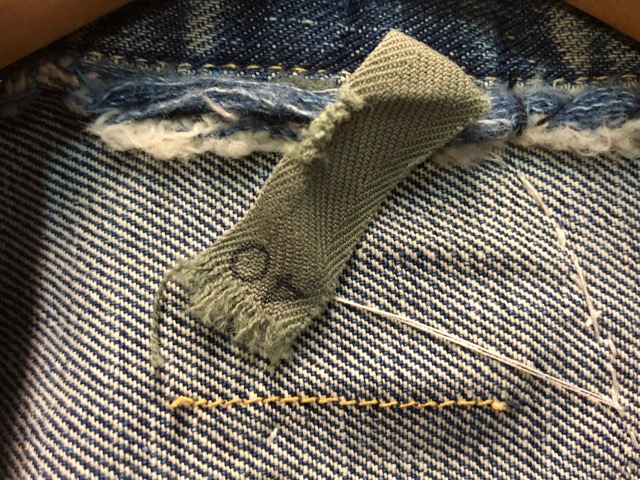 "11月13日(水)マグネッツ大阪店ヴィンテージ入荷!!#5 Work編!  NOS ""HERCULES\"" BlackChambray & Lee, Levi\'s, Wrangler!!_c0078587_16333626.jpg"