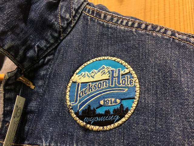 "11月13日(水)マグネッツ大阪店ヴィンテージ入荷!!#5 Work編!  NOS ""HERCULES\"" BlackChambray & Lee, Levi\'s, Wrangler!!_c0078587_1634497.jpg"