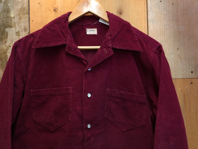 "11月13日(水)マグネッツ大阪店ヴィンテージ入荷!!#5 Work編!  NOS ""HERCULES\"" BlackChambray & Lee, Levi\'s, Wrangler!!_c0078587_17571394.jpg"