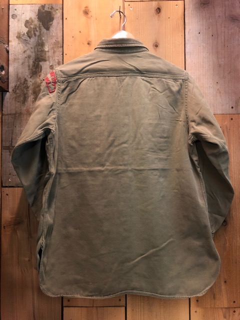 "11月13日(水)マグネッツ大阪店ヴィンテージ入荷!!#5 Work編!  NOS ""HERCULES\"" BlackChambray & Lee, Levi\'s, Wrangler!!_c0078587_1785496.jpg"