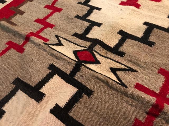 11月13日(水)マグネッツ大阪店ヴィンテージ入荷!!#6 Rug & Blanket編! NativeAmericanRug  & MilitaryBlanket!!_c0078587_22373229.jpg
