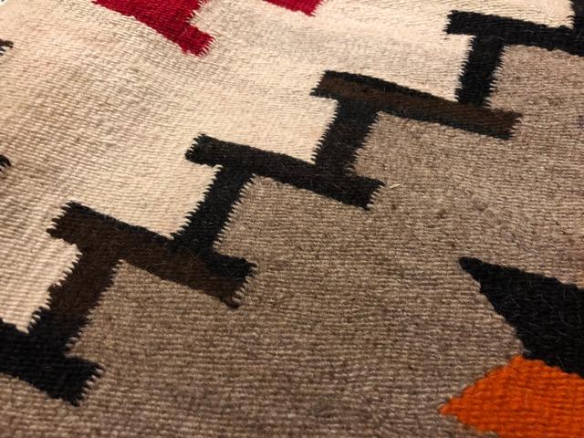 11月13日(水)マグネッツ大阪店ヴィンテージ入荷!!#6 Rug & Blanket編! NativeAmericanRug  & MilitaryBlanket!!_c0078587_22375367.jpg
