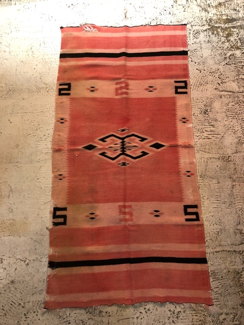 11月13日(水)マグネッツ大阪店ヴィンテージ入荷!!#6 Rug & Blanket編! NativeAmericanRug  & MilitaryBlanket!!_c0078587_22384913.jpg