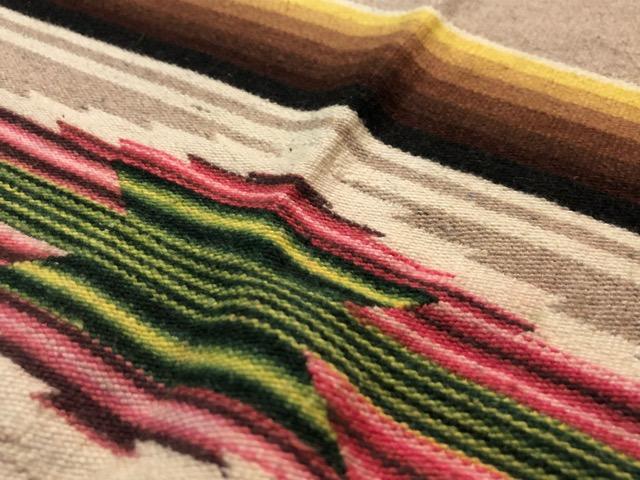 11月13日(水)マグネッツ大阪店ヴィンテージ入荷!!#6 Rug & Blanket編! NativeAmericanRug  & MilitaryBlanket!!_c0078587_22435928.jpg
