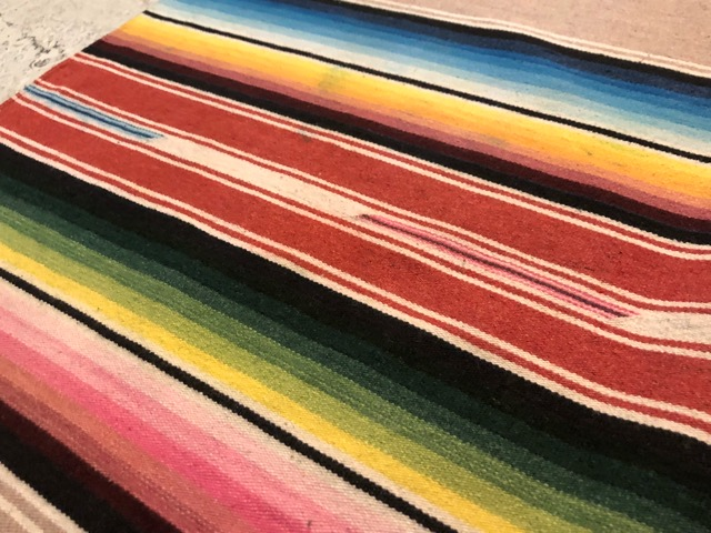 11月13日(水)マグネッツ大阪店ヴィンテージ入荷!!#6 Rug & Blanket編! NativeAmericanRug  & MilitaryBlanket!!_c0078587_22441618.jpg