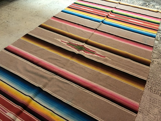 11月13日(水)マグネッツ大阪店ヴィンテージ入荷!!#6 Rug & Blanket編! NativeAmericanRug  & MilitaryBlanket!!_c0078587_22443658.jpg