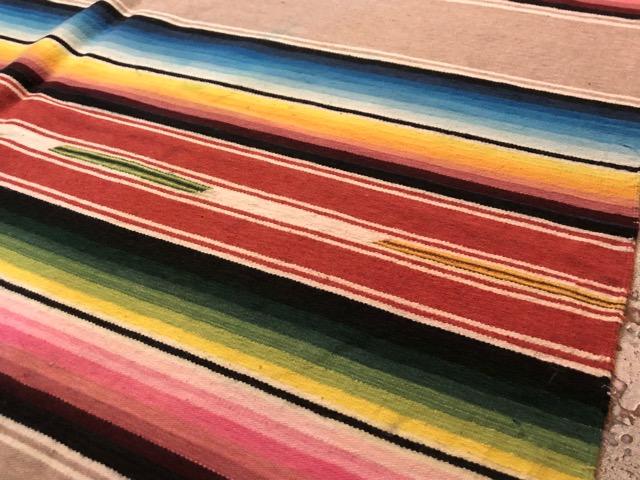 11月13日(水)マグネッツ大阪店ヴィンテージ入荷!!#6 Rug & Blanket編! NativeAmericanRug  & MilitaryBlanket!!_c0078587_2244813.jpg