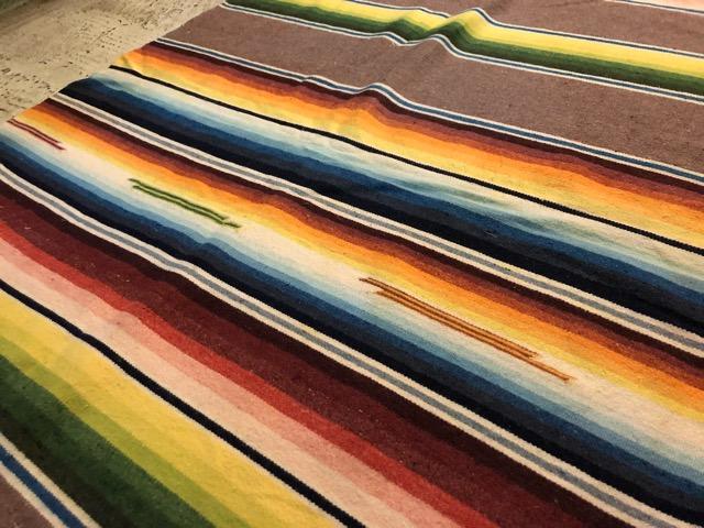 11月13日(水)マグネッツ大阪店ヴィンテージ入荷!!#6 Rug & Blanket編! NativeAmericanRug  & MilitaryBlanket!!_c0078587_22453849.jpg