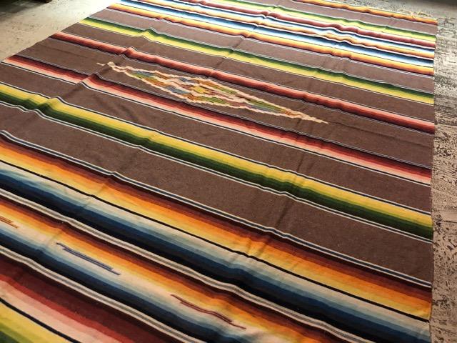 11月13日(水)マグネッツ大阪店ヴィンテージ入荷!!#6 Rug & Blanket編! NativeAmericanRug  & MilitaryBlanket!!_c0078587_22455282.jpg