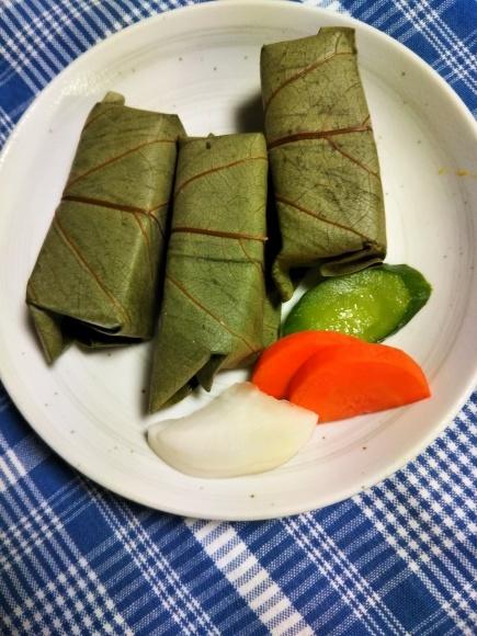 ワインとか柿の葉寿司、ぼたん海老_f0316507_18185760.jpg