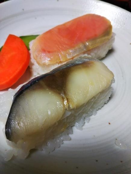 ワインとか柿の葉寿司、ぼたん海老_f0316507_18190866.jpg