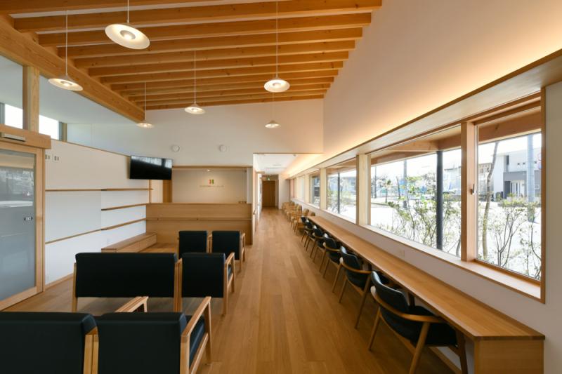 『屋根のある建築作品コンテスト2019』非住宅部門におきまして「ひらざわ内科ハートクリニック」が優秀賞を受賞いたしました!!_f0165030_14124306.jpg