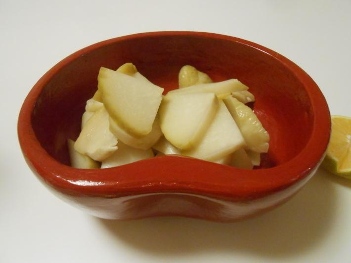 故郷の柿とカキフライ定食。_a0095931_20080925.jpg