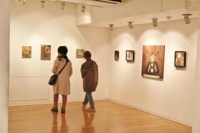 タブロー画家へと脱皮して深化続ける「高橋 誠展」開催中!_d0178431_02590969.jpg