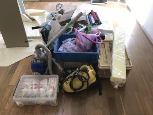 午前と午後S町S物件搬入・資材仕入れ引き取り_f0031037_17463215.jpg