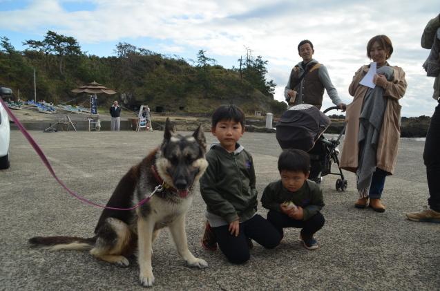 家族旅行 佐渡ヶ島へ_c0202242_14135421.jpg