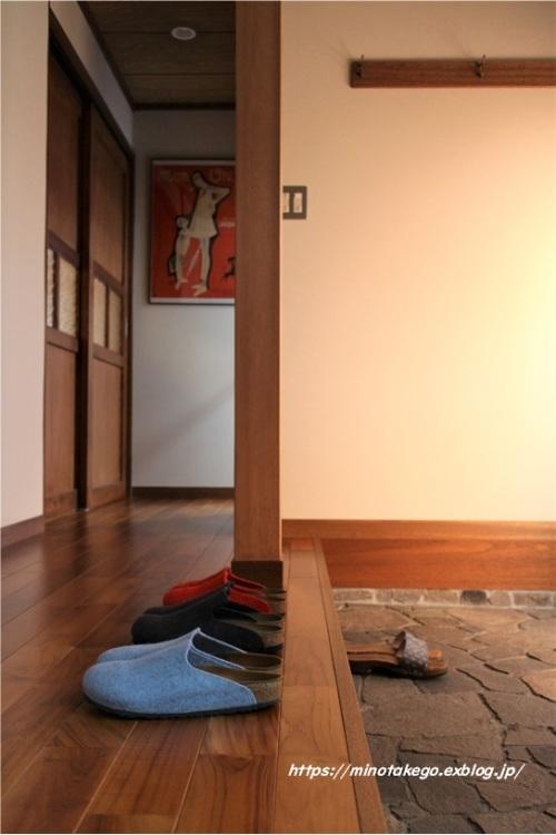 3年履いてわかった室内履きのメリット ~ビルケンシュトック~_e0343145_14360922.jpg
