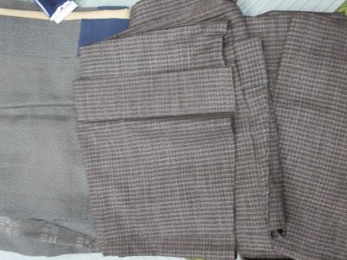 たくさんのお手入れ、胴裏の交換のみのお着物を_a0298652_18061201.jpg