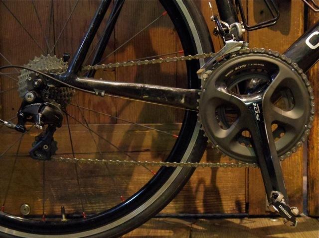 cannondale Roadbike_e0132852_16583789.jpg