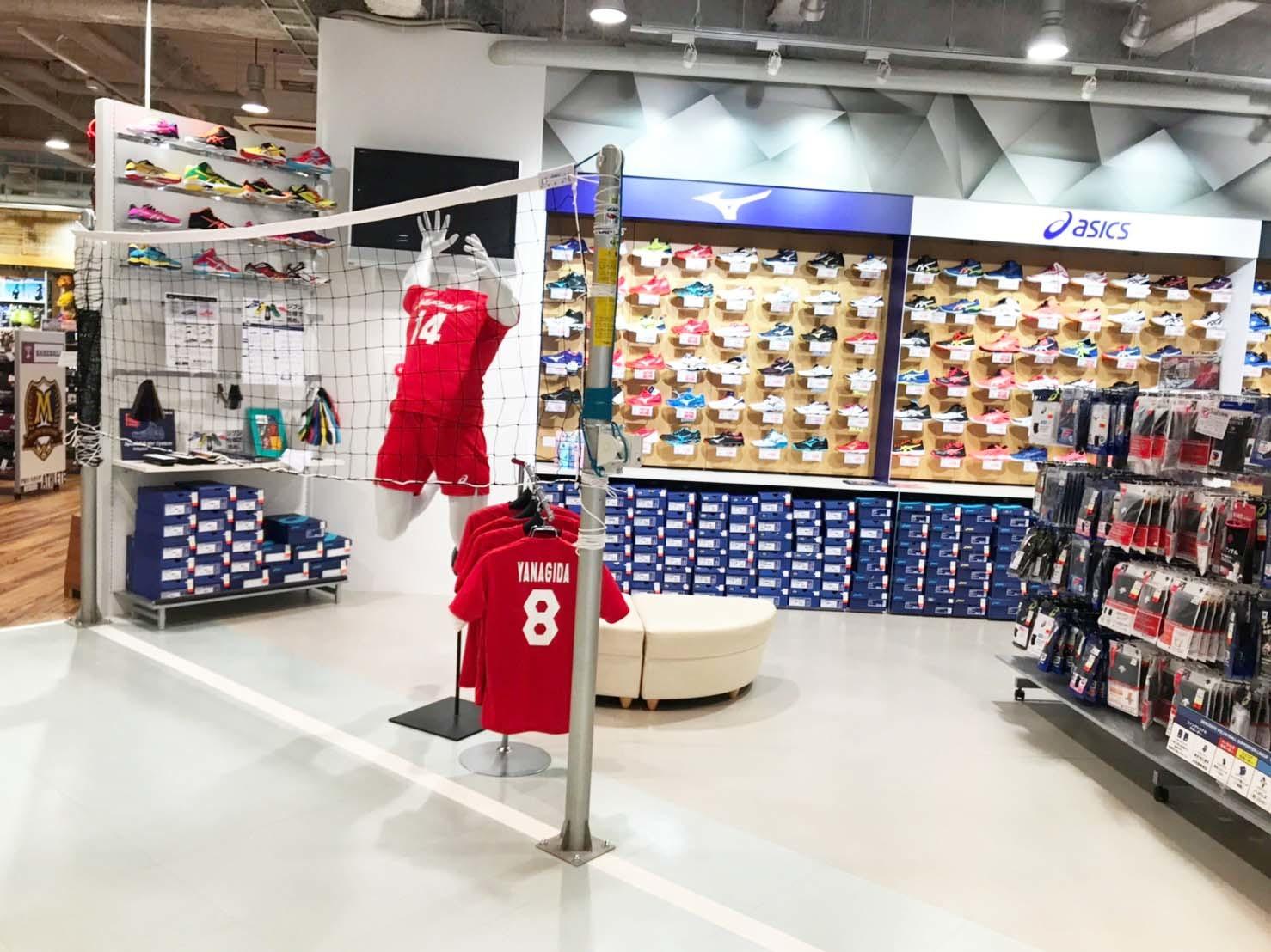 SPORTS MITSUHASHI様2店舗完了!_f0300358_15081290.jpg