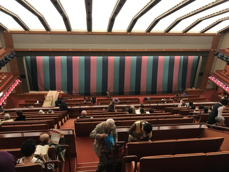 歌舞伎座で一幕見_d0177560_17592397.jpeg