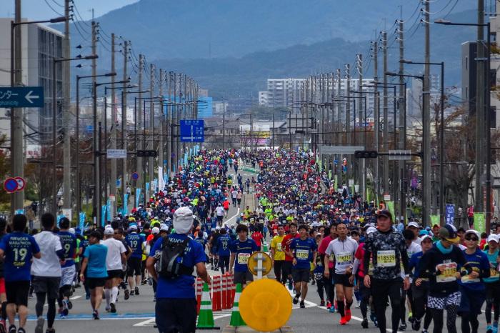 福岡マラソン顛末記。_d0032761_09072372.jpg