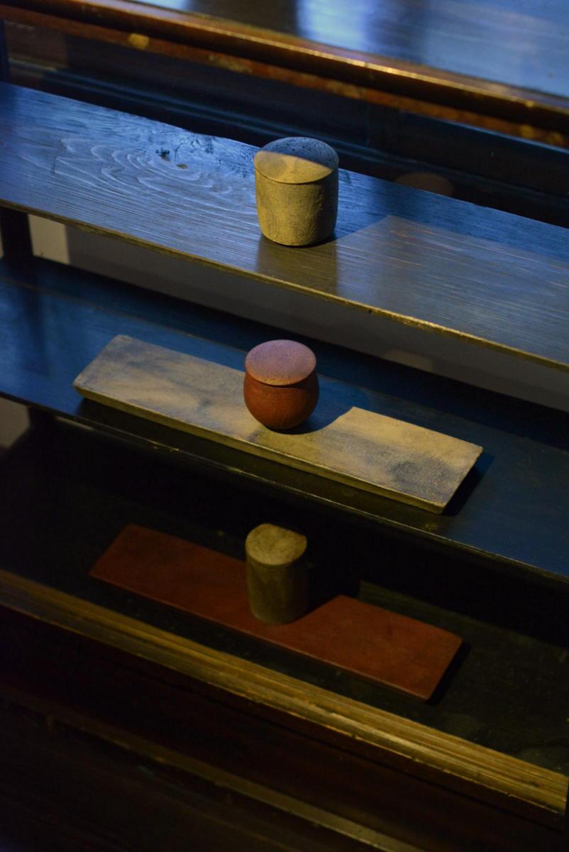 「西川聡展 もうひとつの工芸」4日目_d0087761_1774381.jpg