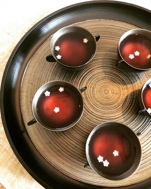 北鎌倉「ギャラリー蓮依」にて - 今日も食べようキムチっ子クラブ (料理研究家 結城奈佳の韓国料理教室)