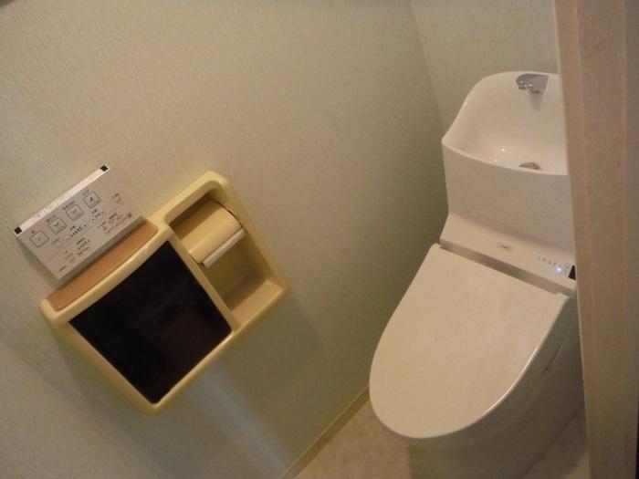まとめてリフォーム ~ トイレ工事。_d0165368_04101378.jpg
