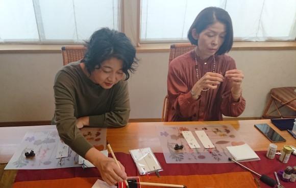 想い出の香り ☆『優茶会』報告_a0349374_10542615.jpg