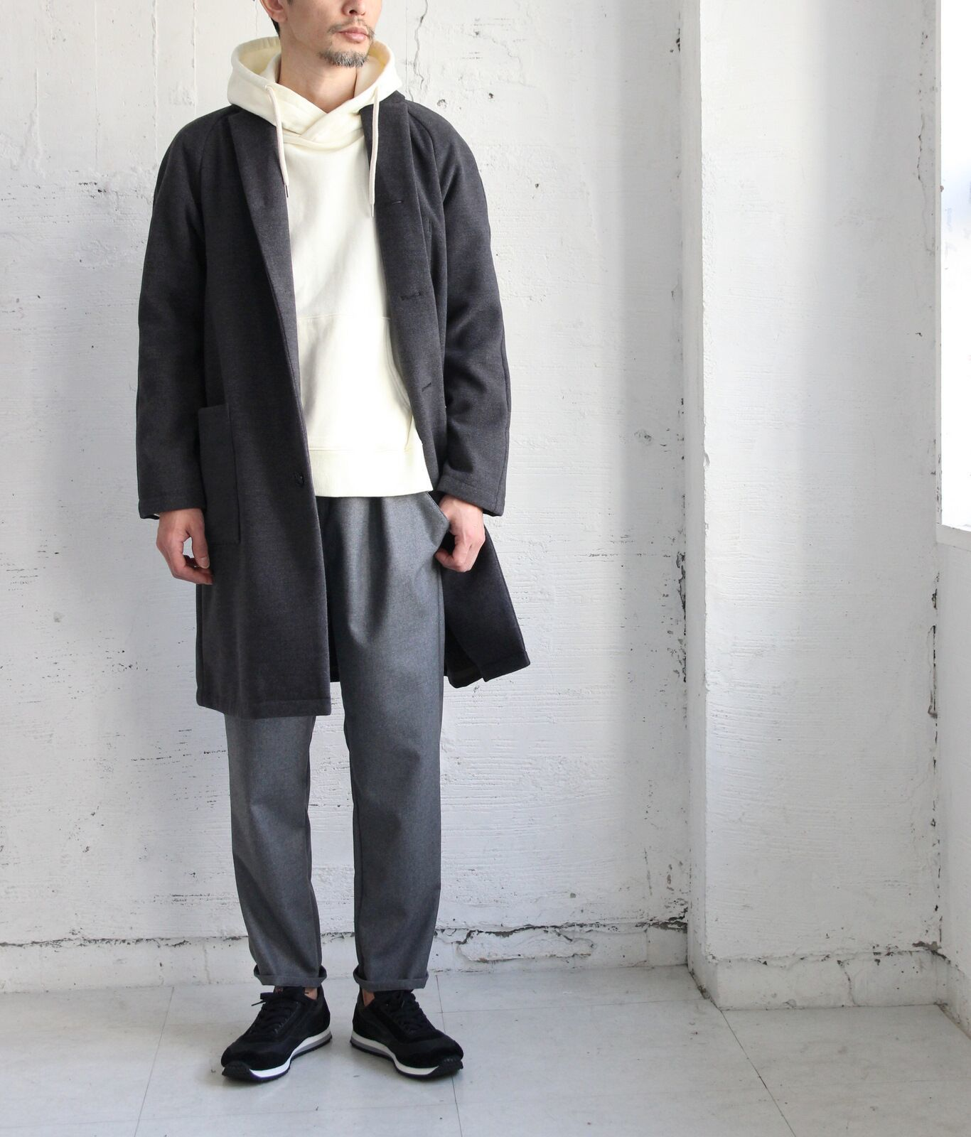 Winter Mosser A-line Coat_c0379477_14531281.jpeg