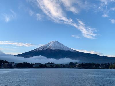 雲と富士_f0125182_10133961.jpg