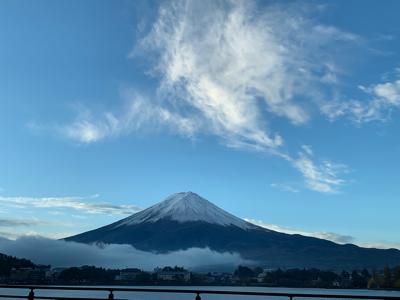 雲と富士_f0125182_10134048.jpg